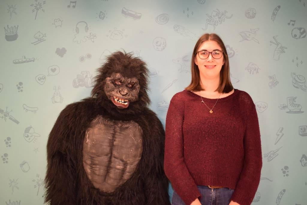 The Gorilla itself