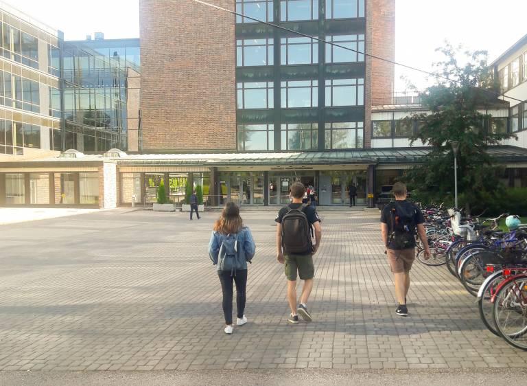 TAMK Main Campus