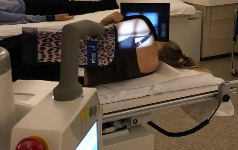 Olkapään röntgentutkimus