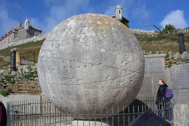 Kivinen maapallo