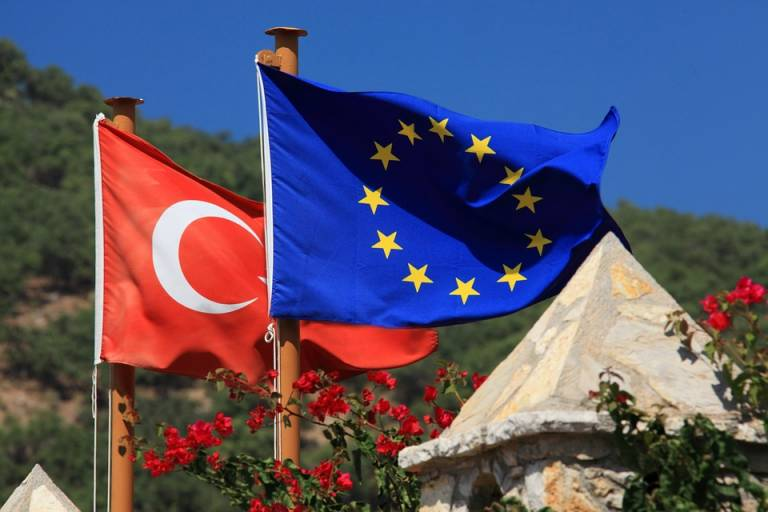 The relations of Turkey and EU are currently in a cold state.