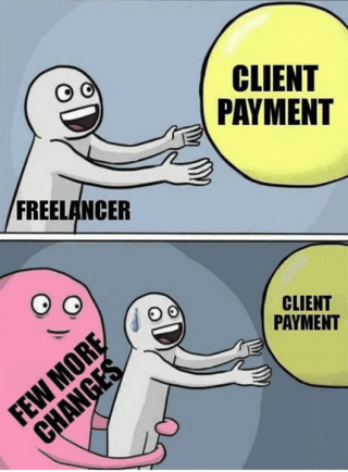 freelance payment
