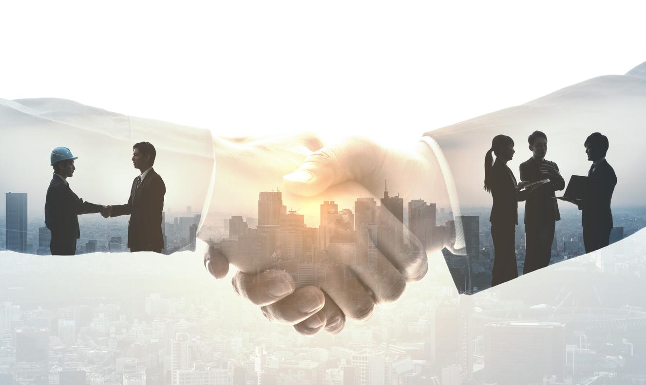 Kädenpuristus - handshake