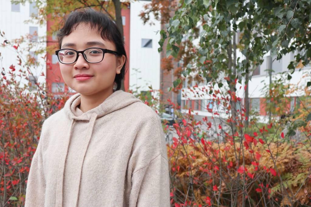 Yen Tran student ambassador
