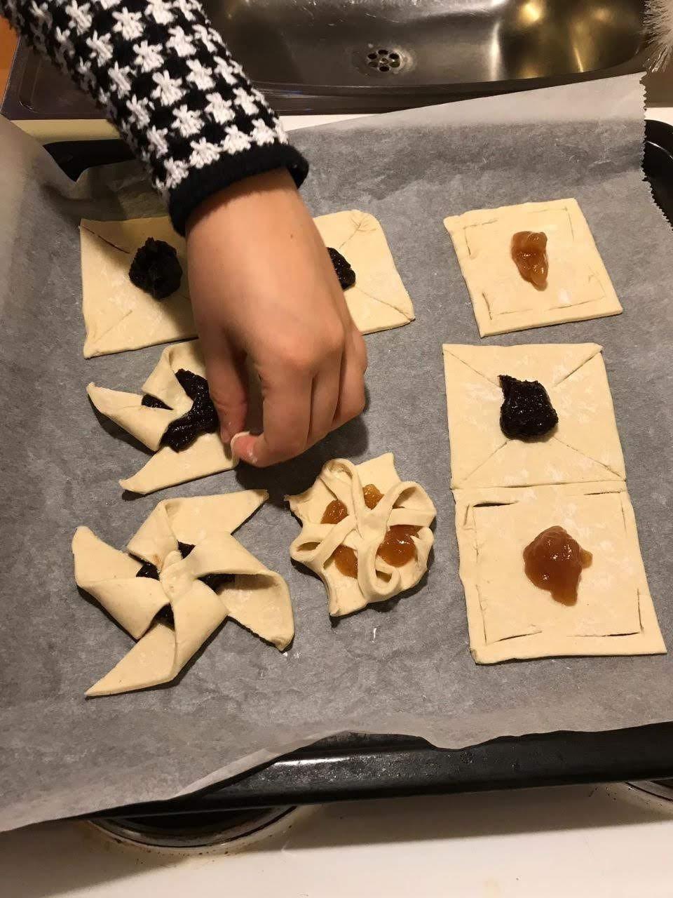 Finnish Christmas bakings.