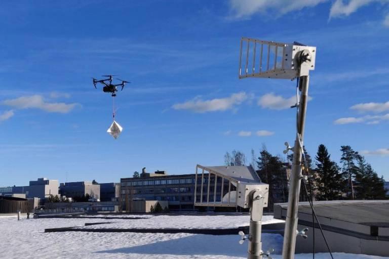 Drone - Taneli Riihonen