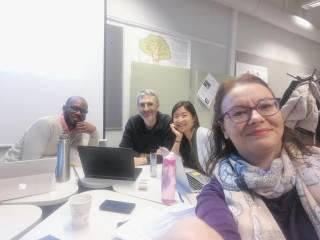teacher studies TAOK small group 2019