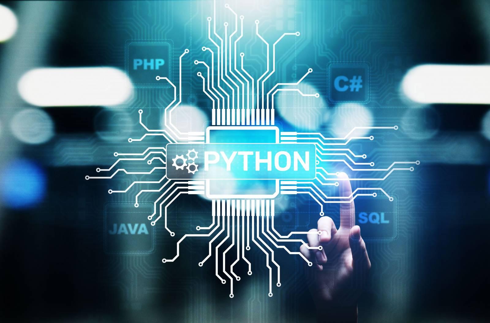 Python-teksti.