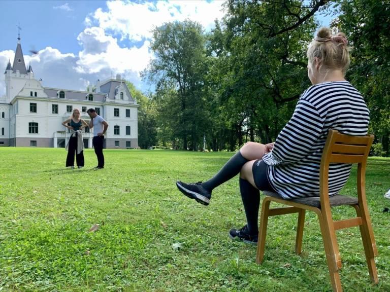 Näty Latviassa